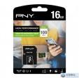 16GB microSDHC PNY High Performance U1 + adapter (SDU16GHIGPER-1-EF)