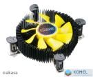 Akasa K25 Intel CPU hűtő (AK-CC7118HP01)