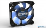 Blacknoise NB-BlackSilentFan 3000rpm hűtő 5 cm /XS-1/