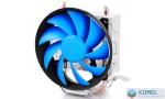 Deepcool Gammaxx 200T univerzális CPU hűtő