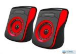 Esperanza EP140KR Flamenco 2.0 hangszóró fekete-piros