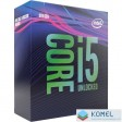Intel Core i5-9600K 3.7GHz Socket 1151 dobozos (BX80684I59600K)