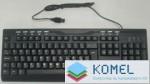 Kolink KM3166B multimédia billentyű fekete USB