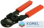 LogiLink WZ0004 krimpelő fogó RJ45-ös vezetékhez