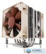 Noctua CPU hűtő Heatpipe, 9cm Intel LGA2011,LGA1356/66  /NH-U9DX i4/