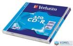 Verbatim 80'/700MB 52x CD normál tok