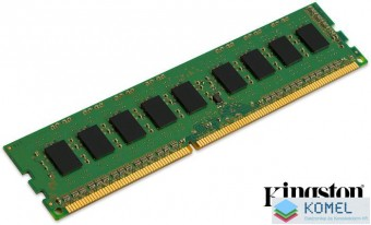 2GB 1333MHz DDR3 RAM Kingston CL9 (KVR13N9S6/2)