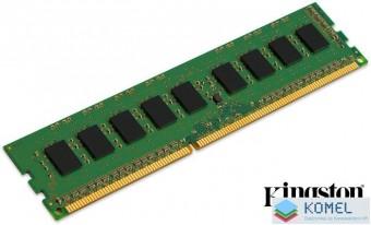 2GB 1333MHz DDR3 RAM Kingston CL9 (KVR13N9S6/2)