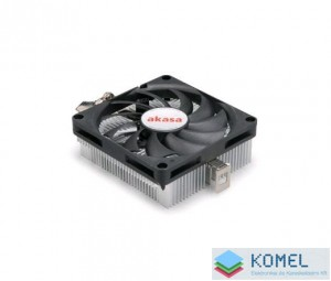 Akasa AMD hűtőventilátor 80 mm /AK-CC1101EP02/