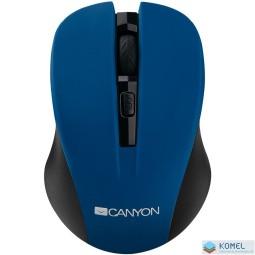 Canyon CNE-CMSW1BL vezeték nélküli optikai egér kék