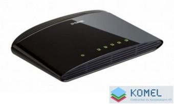 D-Link DES-1005D  10/100Mbps 5 portos switch