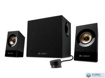 Logitech 2.1 Z533 multimédia hangszórók és mélyhangsugárzó fekete /980-001054/