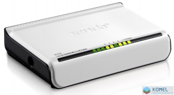 Tenda S105 10/100Mbps 5 portos SOHO switch