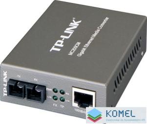 TP LINK MC200CM Gigab. ethernet média converter